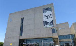 Cultura - Puerta De Ingreso al Museo Mar.