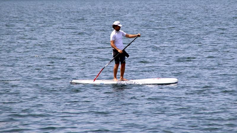 Stand Up Paddle - En El Rio