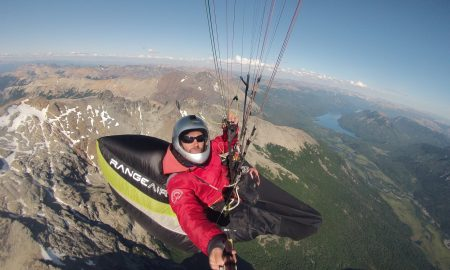 Ezequiel Dignani - Ezequiel Volando En Parapente