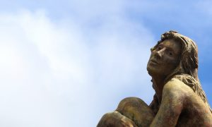 Escultura - Imagen De La Nueva Escultura En Mar Del Plata.
