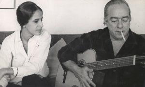 Vinicius de Moraes - Maria Bethânia y Vinicius De Moraes.