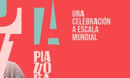 Piazzolla - Festejos Piazzolla 100 años.