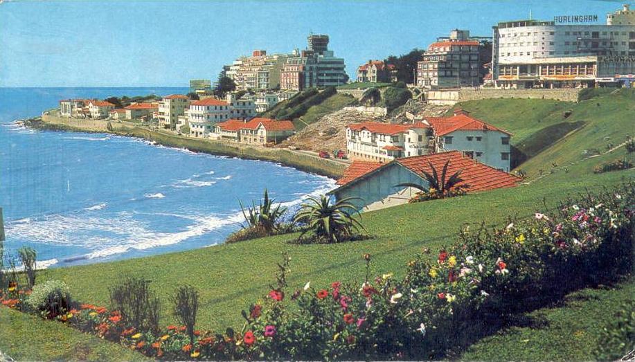 Turismo - Postal De Playa De Los Ingleses.