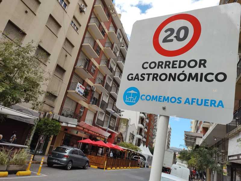 Corredores Gastronómicos - Corredor Gastronómico.