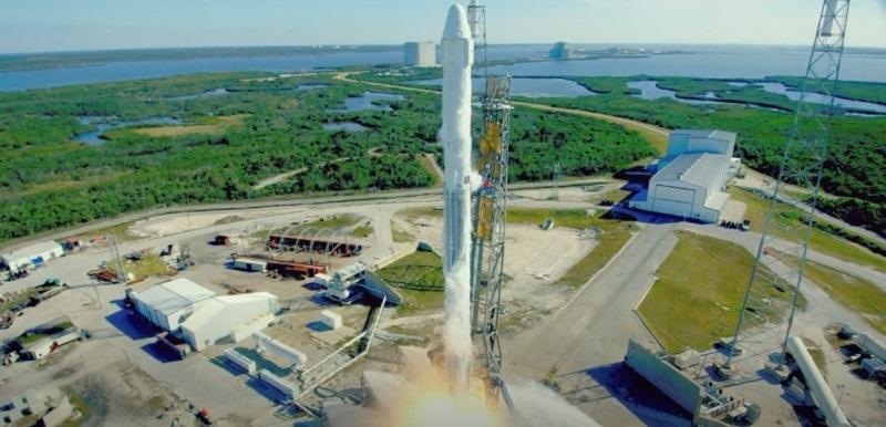 nanosatélite - Falcon 9