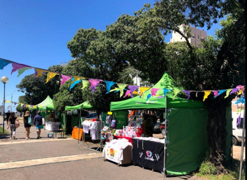 Ferias - Feria Plaza España.