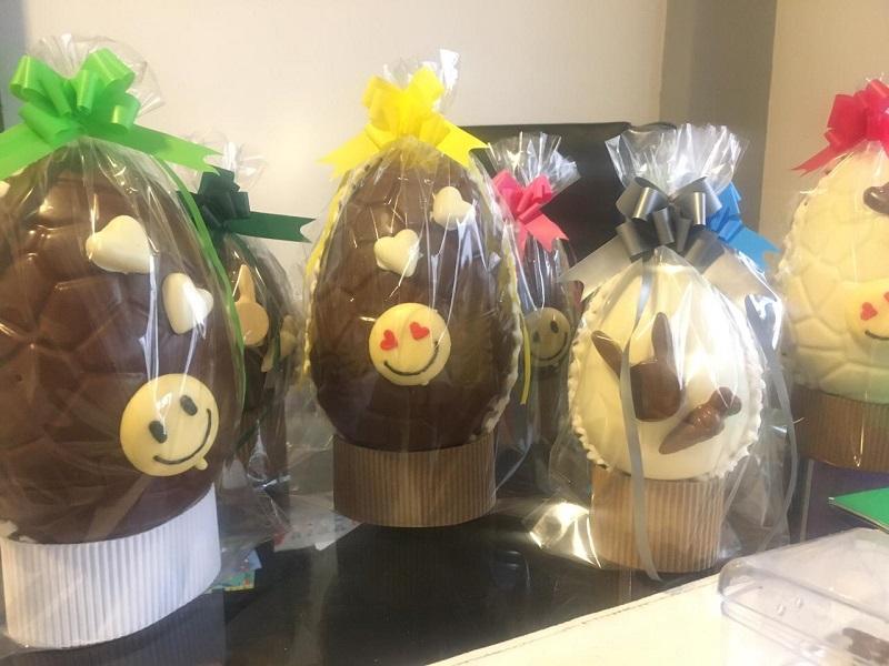 Huevos - Huevos De Pascua Terminados