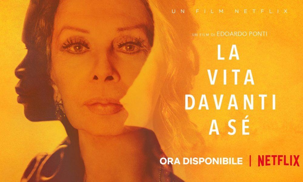 Sophia Loren - La Vita Davanti A Se Flyer.