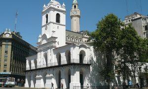 Cabildo - Cabildo De Buenos Aires.