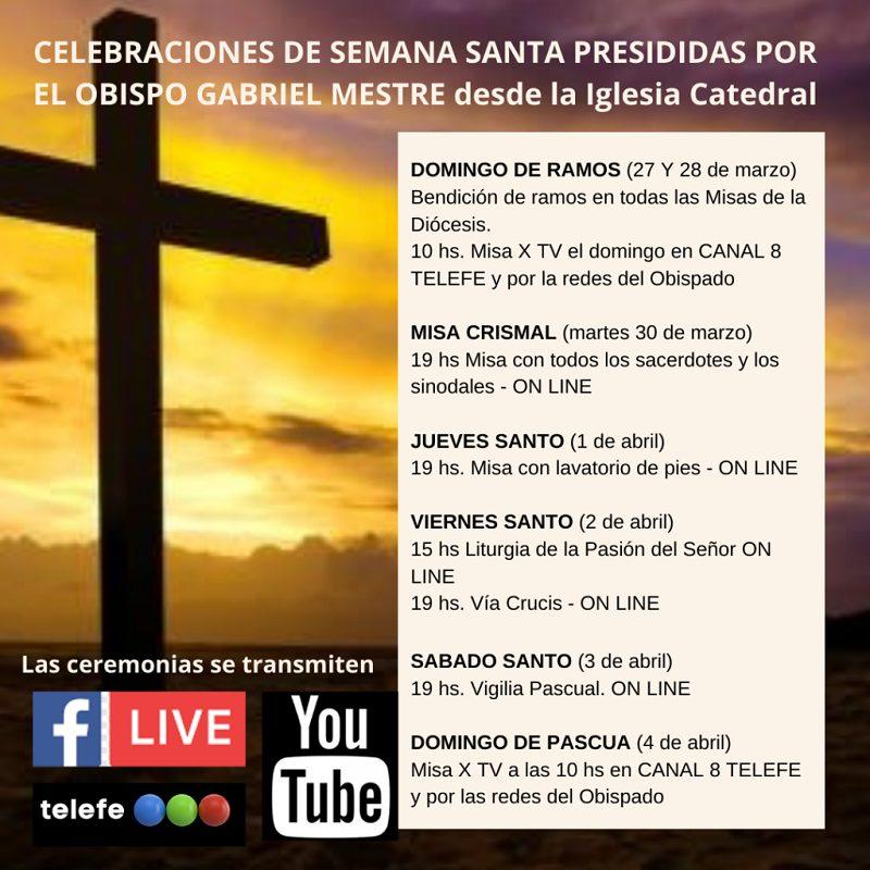Semana Santa - Actividades De Semana Santa.
