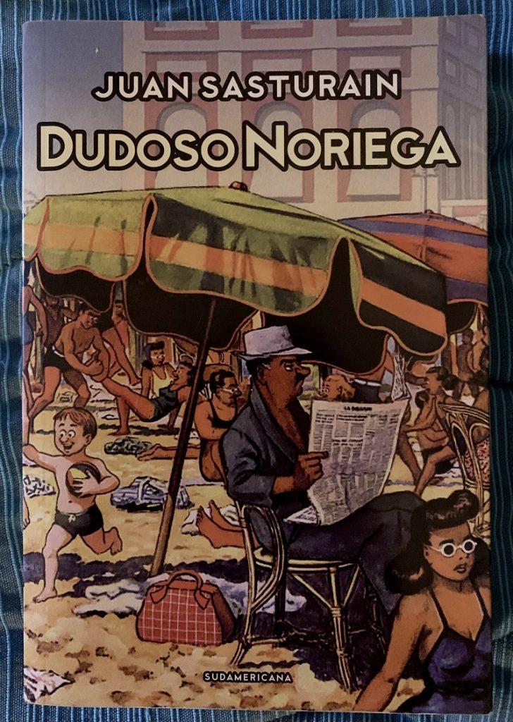 Día Mundial del Libro - Dudoso Noriega.
