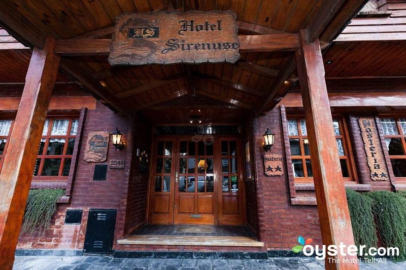 Giuseppe De Angelis - Entrada Hotel Sirenuse.