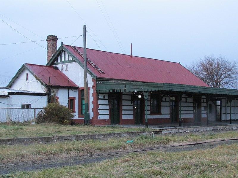 Miramar - Estación Miramar.