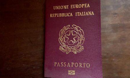 Ciudadanía - Pasaporte Italiano.