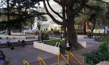 Complejo Universitario - La Facultad de Arquitectura, en el Centro Universitario Manuel Belgrano. Autor: UNMDP.