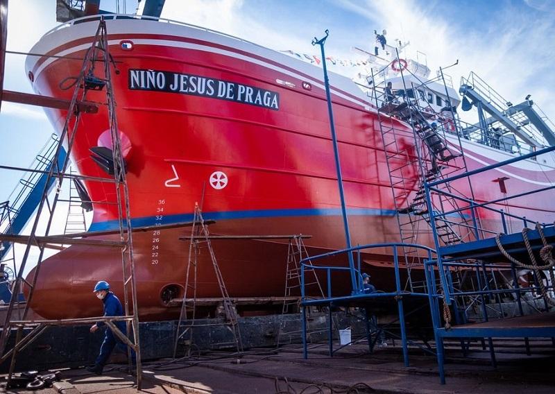 buque - Barco Pesquero.