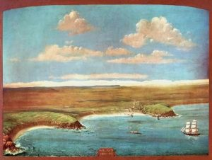 Mural Fundacional - Eliseo Coppini.