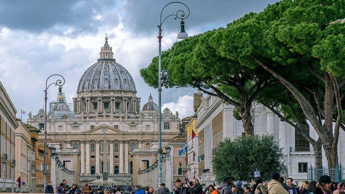 El Vaticano - Vaticano San Pedro