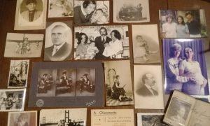 Italianidad - Conjunto De Fotos Familiares De Sarita