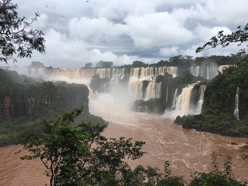 Cataratas - Panoramica