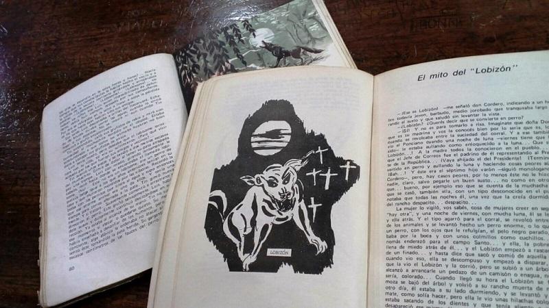 Lobizón - bibliografía