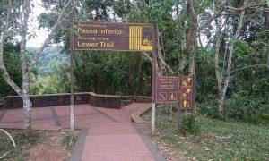 Paseo Inferior Cascadas