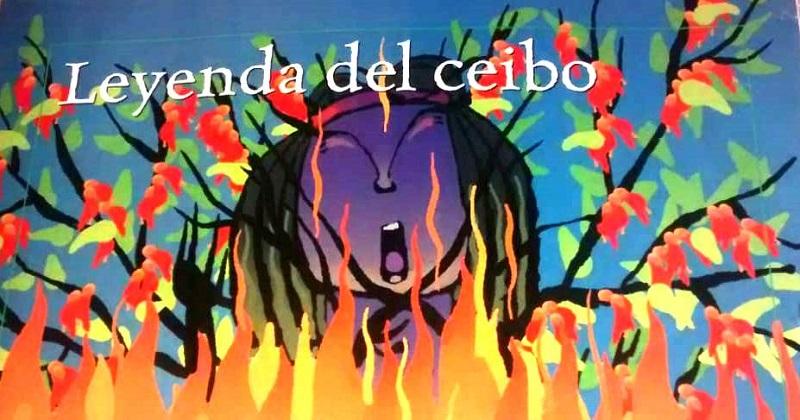 Ceibo- Ilustracion De Marcelo Elizalde