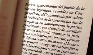 Constitucion - Preámbulo