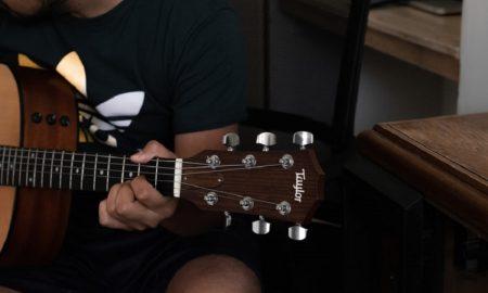 día del músico - Guitarra