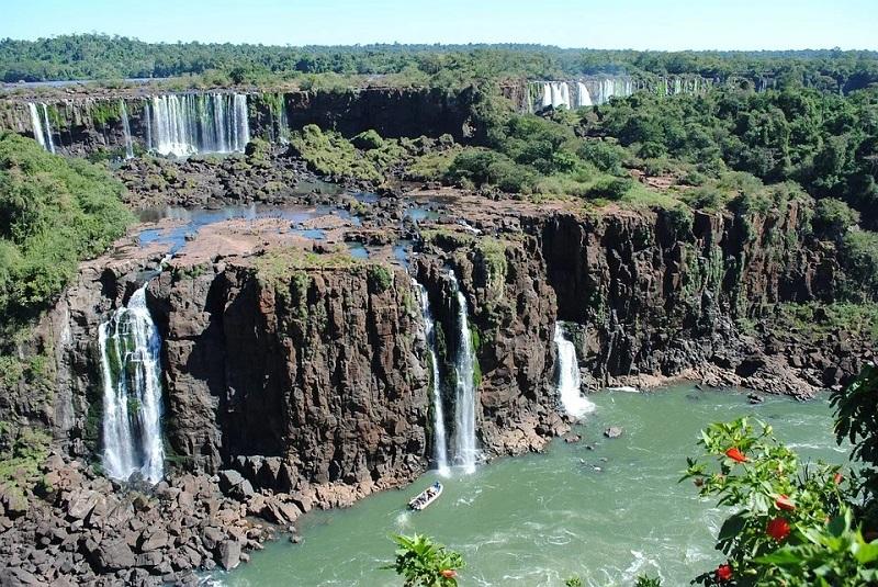 Iguazú - sequía