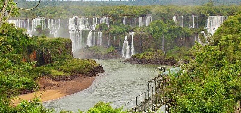 Iguazú - desde brasil