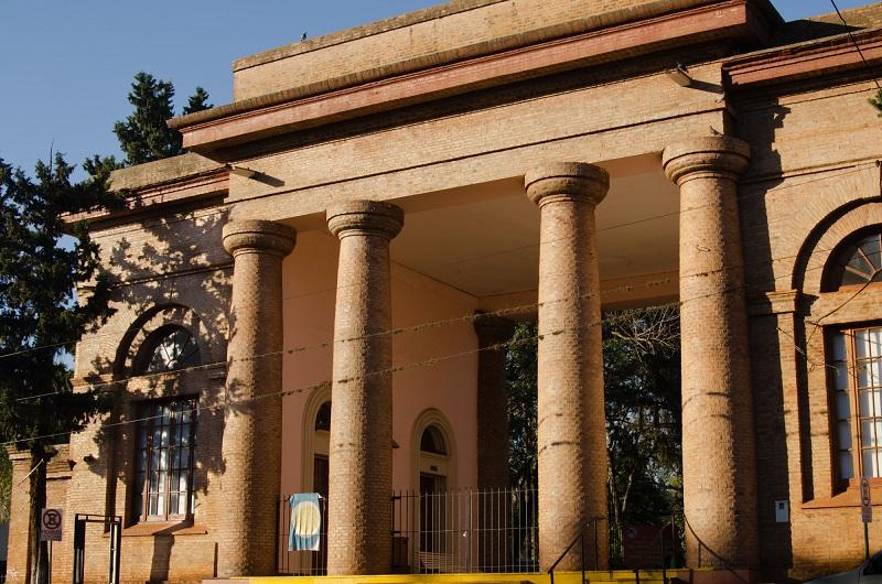 Cementerio Portico