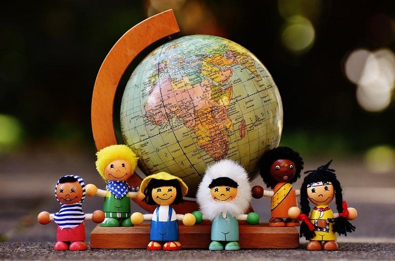 Paz - Diferentes Nacionalidades