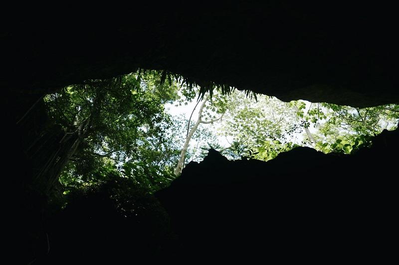 Siete - Cueva
