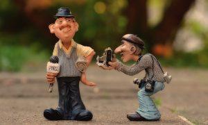 Periodismo - Caricatura