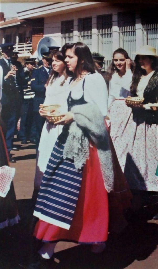 Desfile Del Inmigrante
