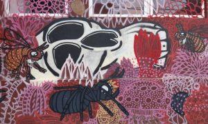 Horacio Quiroga - mural en honor a Quiroga