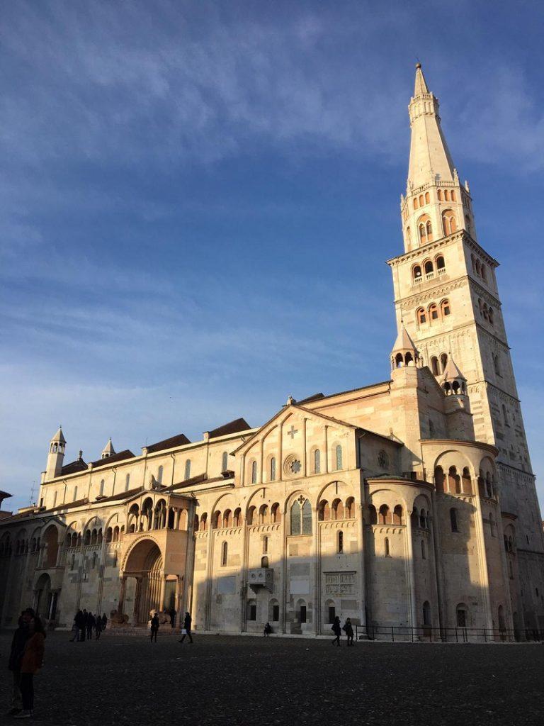 Viaje - Catedral De Modena