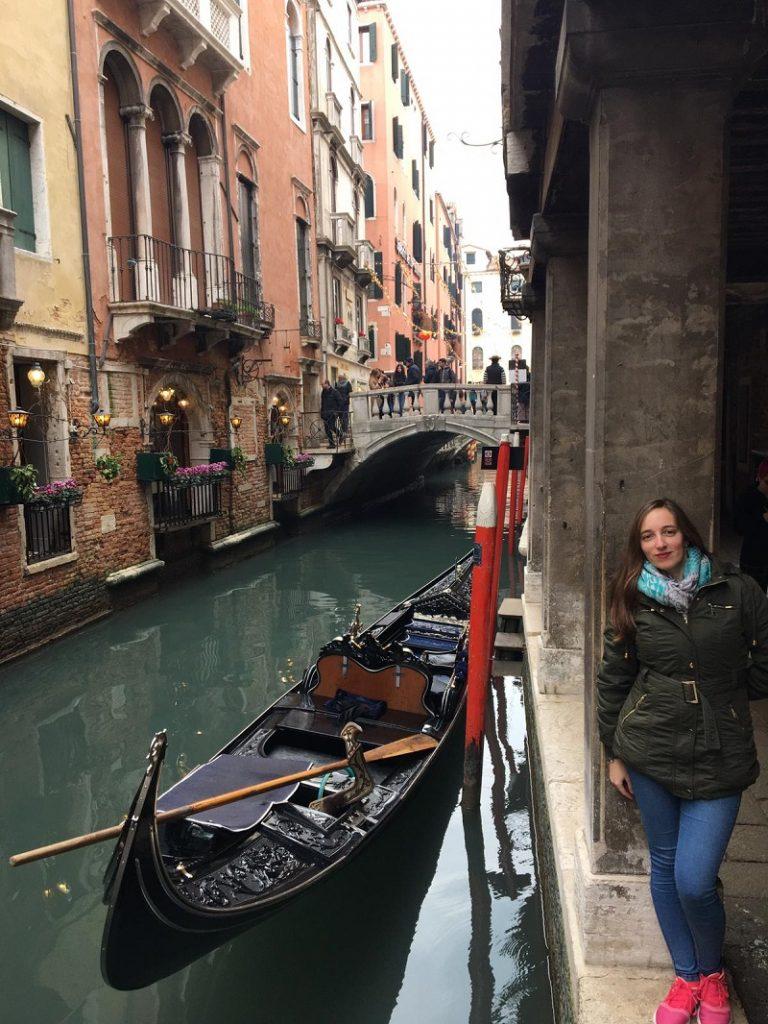Viaje - Sabrina En Venezia