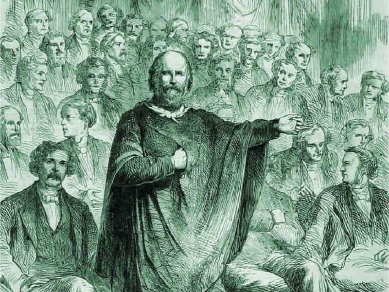 Garibaldi - Congreso