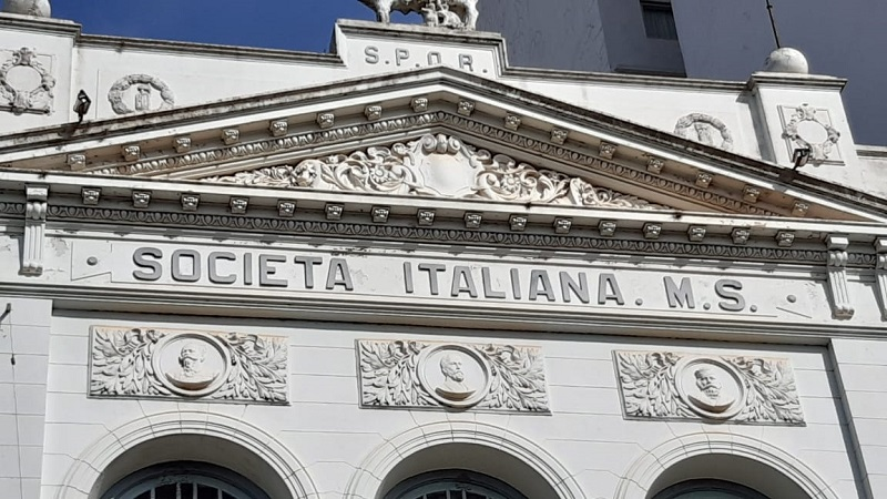 Garibaldi Sociedad Italiana Posadas