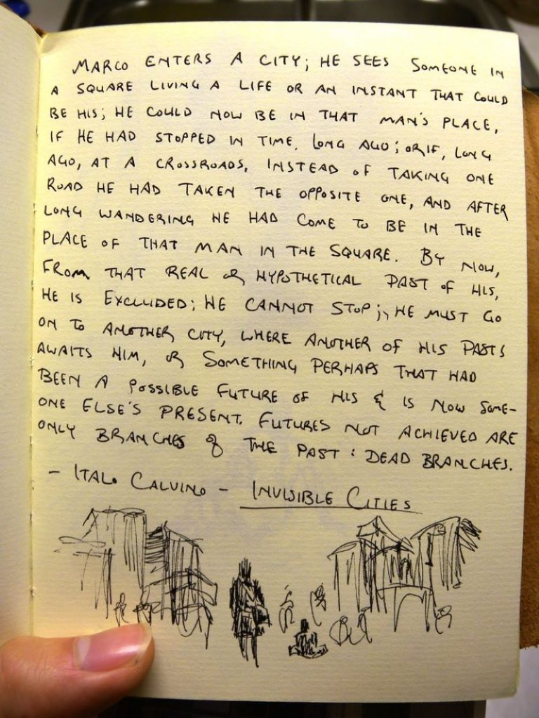 Italo Calvino - Ciudades Invisibles