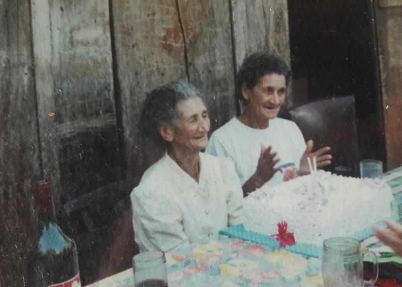 Clotilde - Cumpleaños 90