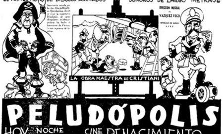 Dibujos Animados - Peludopolis