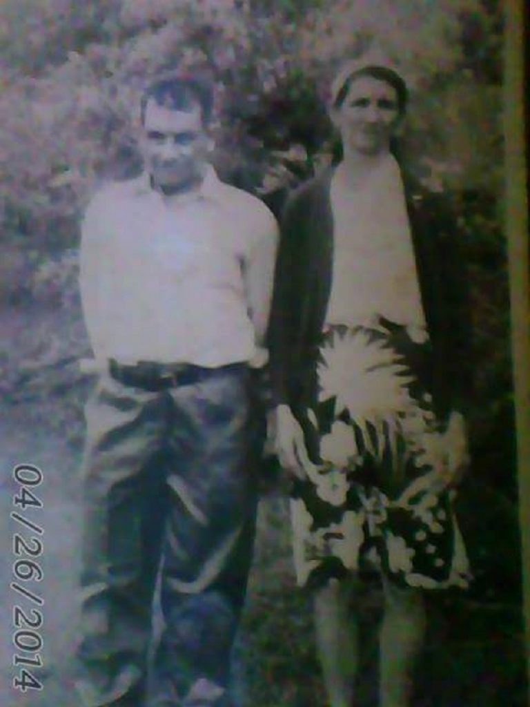 Clotilde - pareja