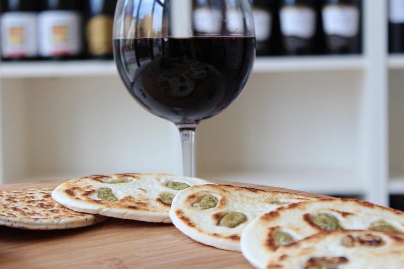 piadina - Vino