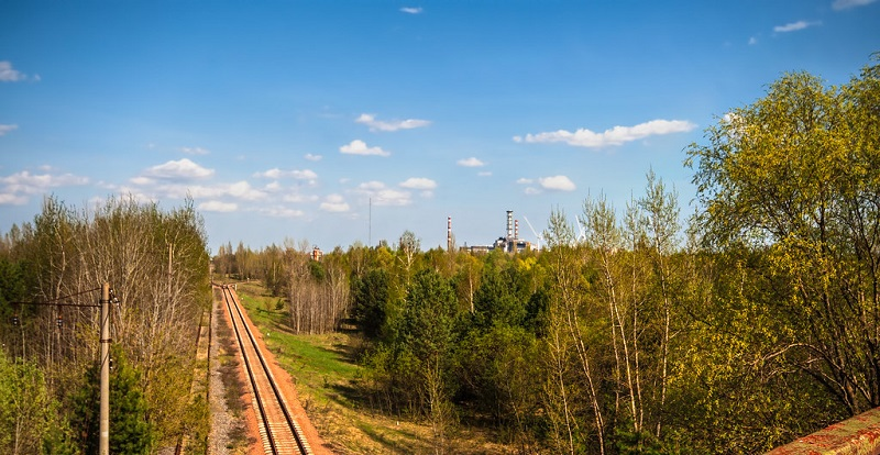 bioparque - Vias De Tren