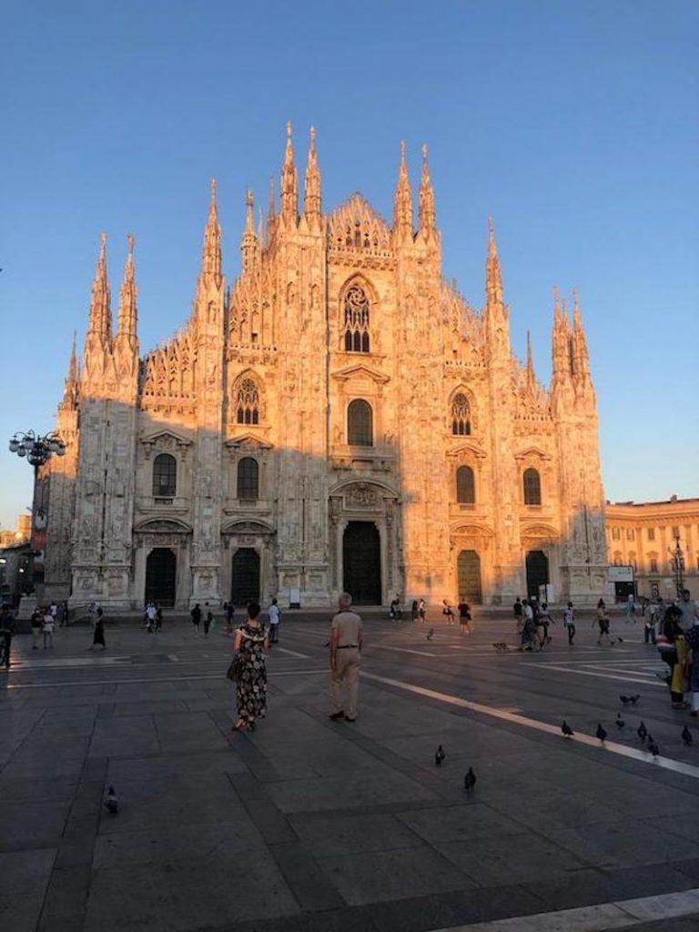 misionera - Amanecer En El Duomo