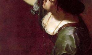 Artemisia - retrato