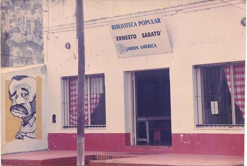 Ernesto Sábato - biblioteca